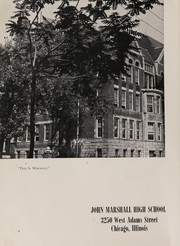 Page 8, 1955 Edition, Marshall High School - Review Yearbook (Chicago, IL) online yearbook collection