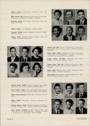 Page 10, 1956 Edition, Marshall High School - Review Yearbook (Chicago, IL) online yearbook collection