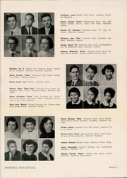 Page 11, 1956 Edition, Marshall High School - Review Yearbook (Chicago, IL) online yearbook collection