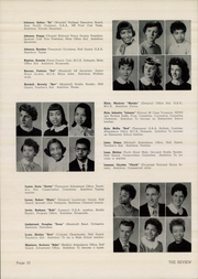 Page 12, 1956 Edition, Marshall High School - Review Yearbook (Chicago, IL) online yearbook collection