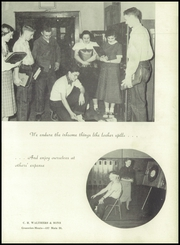 Page 13, 1952 Edition, Bushnell Prairie City High School - Beta Pi Sigma Yearbook (Bushnell, IL) online yearbook collection