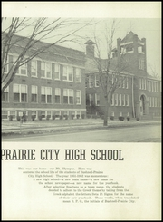 Page 7, 1952 Edition, Bushnell Prairie City High School - Beta Pi Sigma Yearbook (Bushnell, IL) online yearbook collection