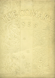 1953 Edition, Newman Central Catholic High School - Comary Yearbook (Sterling, IL)