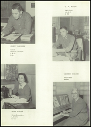 Page 10, 1956 Edition, Deer Creek Mackinaw High School - Toksali Yearbook (Mackinaw, IL) online yearbook collection