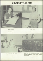 Page 13, 1956 Edition, Deer Creek Mackinaw High School - Toksali Yearbook (Mackinaw, IL) online yearbook collection