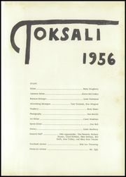 Page 5, 1956 Edition, Deer Creek Mackinaw High School - Toksali Yearbook (Mackinaw, IL) online yearbook collection