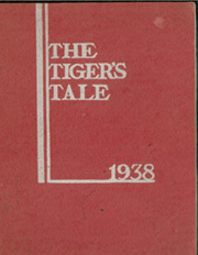 1938 Edition, Pensacola High School - Tigers Tale Yearbook (Pensacola, FL)
