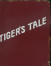 1939 Edition, Pensacola High School - Tigers Tale Yearbook (Pensacola, FL)
