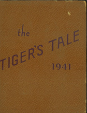 1941 Edition, Pensacola High School - Tigers Tale Yearbook (Pensacola, FL)