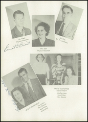 Page 16, 1947 Edition, Pensacola High School - Tigers Tale Yearbook (Pensacola, FL) online yearbook collection