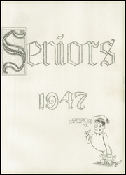 Page 17, 1947 Edition, Pensacola High School - Tigers Tale Yearbook (Pensacola, FL) online yearbook collection