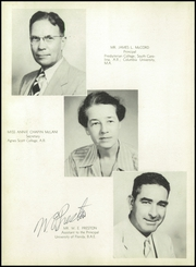 Page 10, 1950 Edition, Pensacola High School - Tigers Tale Yearbook (Pensacola, FL) online yearbook collection