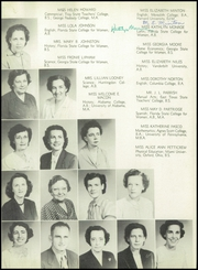 Page 12, 1950 Edition, Pensacola High School - Tigers Tale Yearbook (Pensacola, FL) online yearbook collection