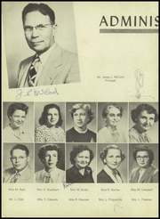 Page 10, 1951 Edition, Pensacola High School - Tigers Tale Yearbook (Pensacola, FL) online yearbook collection