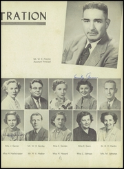 Page 11, 1951 Edition, Pensacola High School - Tigers Tale Yearbook (Pensacola, FL) online yearbook collection