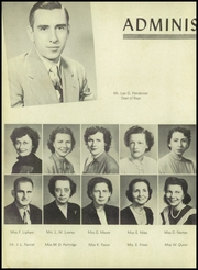 Page 12, 1951 Edition, Pensacola High School - Tigers Tale Yearbook (Pensacola, FL) online yearbook collection