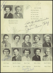 Page 14, 1951 Edition, Pensacola High School - Tigers Tale Yearbook (Pensacola, FL) online yearbook collection