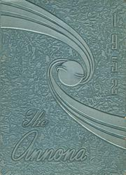 1952 Edition, Pensacola High School - Tigers Tale Yearbook (Pensacola, FL)