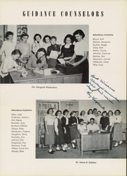 Page 13, 1954 Edition, Pensacola High School - Tigers Tale Yearbook (Pensacola, FL) online yearbook collection