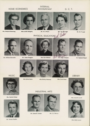 Page 17, 1954 Edition, Pensacola High School - Tigers Tale Yearbook (Pensacola, FL) online yearbook collection