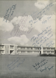 Page 7, 1954 Edition, Pensacola High School - Tigers Tale Yearbook (Pensacola, FL) online yearbook collection