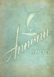 1955 Edition, Pensacola High School - Tigers Tale Yearbook (Pensacola, FL)