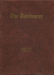 1927 Edition, Dakota High School - Talebearer Yearbook (Dakota, IL)