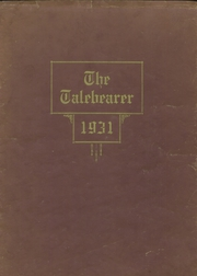 1931 Edition, Dakota High School - Talebearer Yearbook (Dakota, IL)