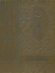1943 Edition, Dakota High School - Talebearer Yearbook (Dakota, IL)