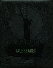1958 Edition, Dakota High School - Talebearer Yearbook (Dakota, IL)