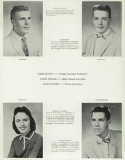 Page 15, 1958 Edition, Dakota High School - Talebearer Yearbook (Dakota, IL) online yearbook collection