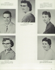 Page 17, 1958 Edition, Dakota High School - Talebearer Yearbook (Dakota, IL) online yearbook collection