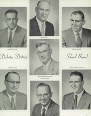 Page 7, 1958 Edition, Dakota High School - Talebearer Yearbook (Dakota, IL) online yearbook collection