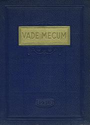 Villa Grove High School - Vade Mecum Yearbook (Villa Grove, IL) online yearbook collection, 1936 Edition, Page 1