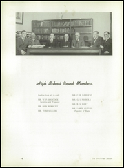 Page 10, 1945 Edition, Villa Grove High School - Vade Mecum Yearbook (Villa Grove, IL) online yearbook collection