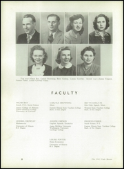 Page 12, 1945 Edition, Villa Grove High School - Vade Mecum Yearbook (Villa Grove, IL) online yearbook collection