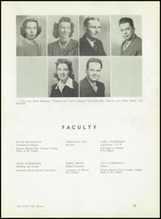 Page 13, 1945 Edition, Villa Grove High School - Vade Mecum Yearbook (Villa Grove, IL) online yearbook collection