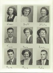 Page 15, 1950 Edition, Villa Grove High School - Vade Mecum Yearbook (Villa Grove, IL) online yearbook collection