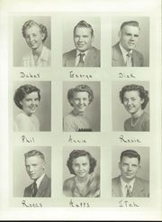 Page 17, 1950 Edition, Villa Grove High School - Vade Mecum Yearbook (Villa Grove, IL) online yearbook collection