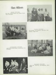Page 12, 1952 Edition, Villa Grove High School - Vade Mecum Yearbook (Villa Grove, IL) online yearbook collection