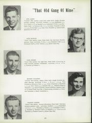 Page 14, 1952 Edition, Villa Grove High School - Vade Mecum Yearbook (Villa Grove, IL) online yearbook collection