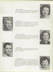 Page 15, 1952 Edition, Villa Grove High School - Vade Mecum Yearbook (Villa Grove, IL) online yearbook collection
