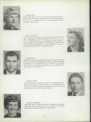 Page 16, 1952 Edition, Villa Grove High School - Vade Mecum Yearbook (Villa Grove, IL) online yearbook collection