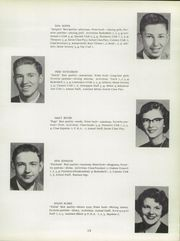 Page 17, 1952 Edition, Villa Grove High School - Vade Mecum Yearbook (Villa Grove, IL) online yearbook collection