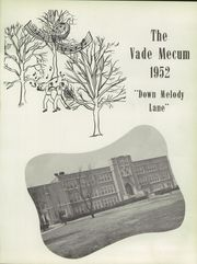 Page 5, 1952 Edition, Villa Grove High School - Vade Mecum Yearbook (Villa Grove, IL) online yearbook collection