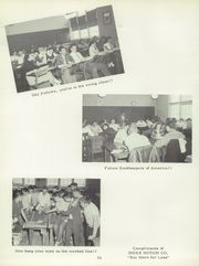 Page 15, 1956 Edition, Villa Grove High School - Vade Mecum Yearbook (Villa Grove, IL) online yearbook collection