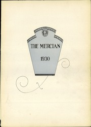 Page 5, 1930 Edition, Mercy High School - Mercian Yearbook (Chicago, IL) online yearbook collection