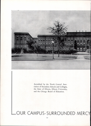 Page 14, 1938 Edition, Mercy High School - Mercian Yearbook (Chicago, IL) online yearbook collection