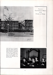Page 15, 1938 Edition, Mercy High School - Mercian Yearbook (Chicago, IL) online yearbook collection