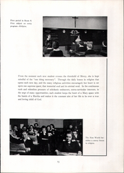Page 17, 1938 Edition, Mercy High School - Mercian Yearbook (Chicago, IL) online yearbook collection